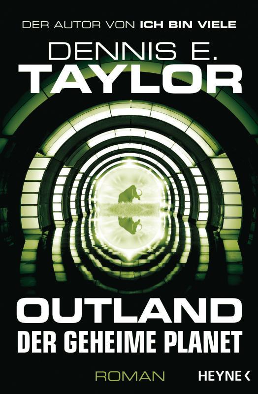Cover-Bild Outland - Der geheime Planet
