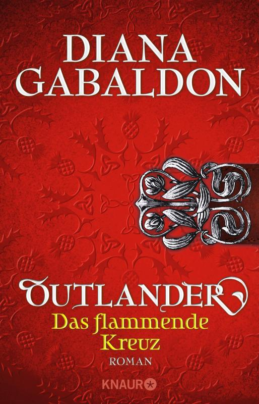 Cover-Bild Outlander - Das flammende Kreuz