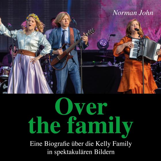 Cover-Bild Over the family