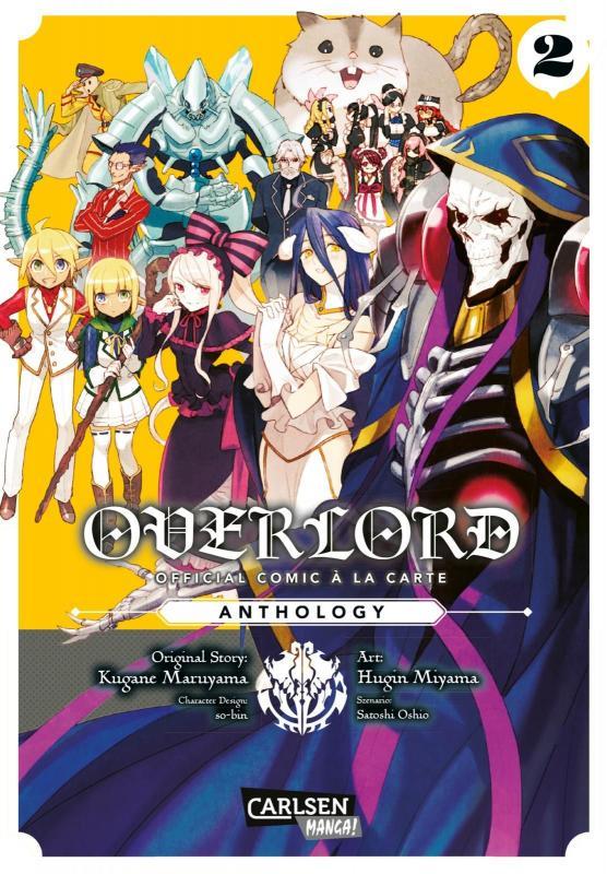 Cover-Bild OVERLORD Official Comic À La Carte Anthology 2