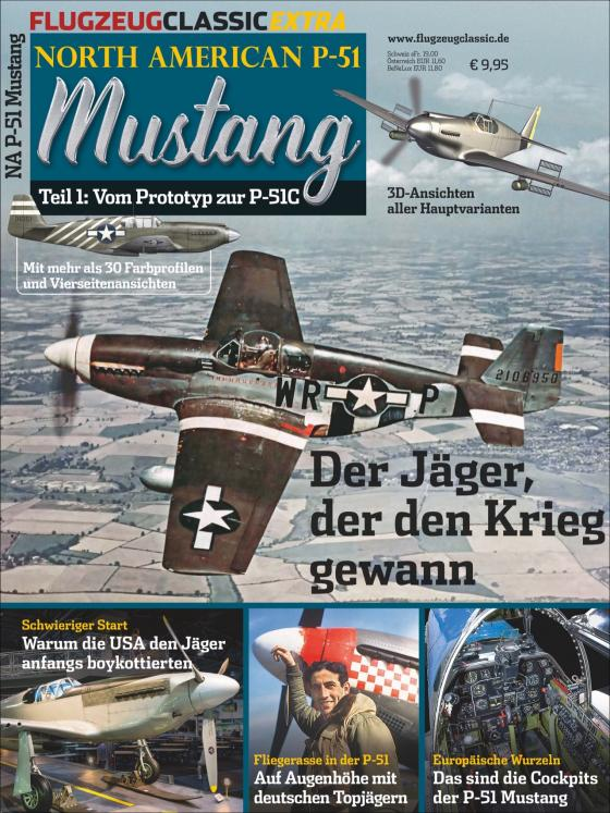 Cover-Bild P-51 Mustang