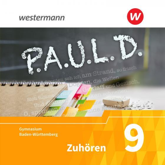 Cover-Bild P.A.U.L. D. / P.A.U.L. D. - Persönliches Arbeits- und Lesebuch Deutsch - Für Gymnasien in Baden-Württemberg u.a.