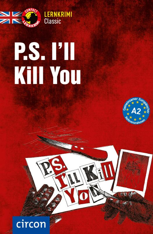 Cover-Bild P.S. I'll Kill You