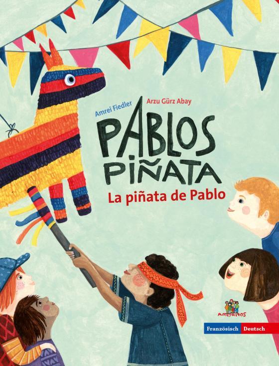 Cover-Bild Pablos Piñata