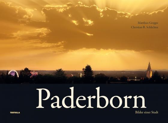 Cover-Bild Paderborn - Bilder einer Stadt