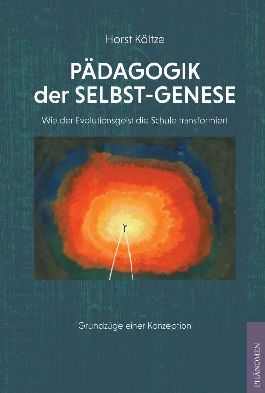 Cover-Bild Pädagogik der Selbst-Genese