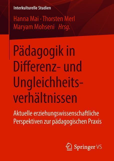 Cover-Bild Pädagogik in Differenz- und Ungleichheitsverhältnissen