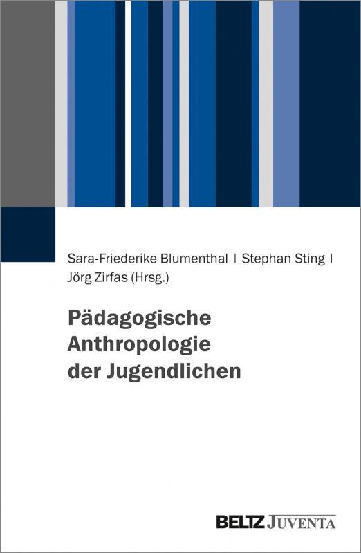 Cover-Bild Pädagogische Anthropologie der Jugendlichen