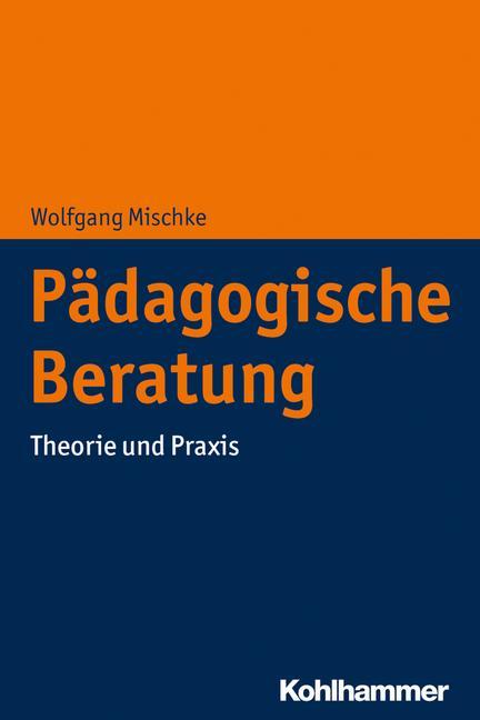 Cover-Bild Pädagogische Beratung