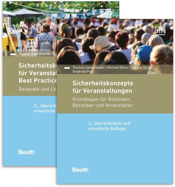 Cover-Bild Paket Sicherheitskonzepte für Veranstaltungen