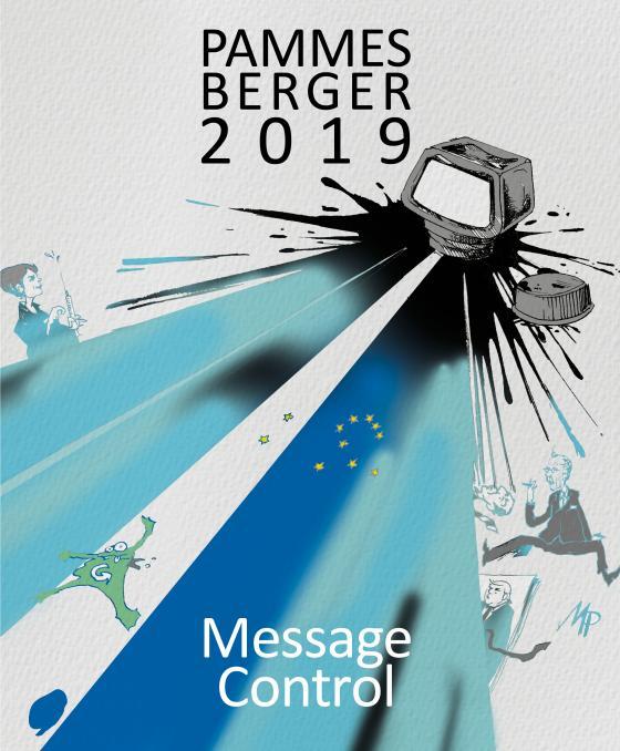 Cover-Bild Pammesberger 2019