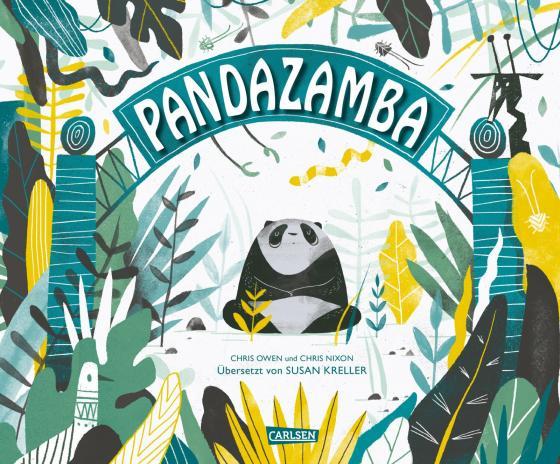 Cover-Bild Pandazamba