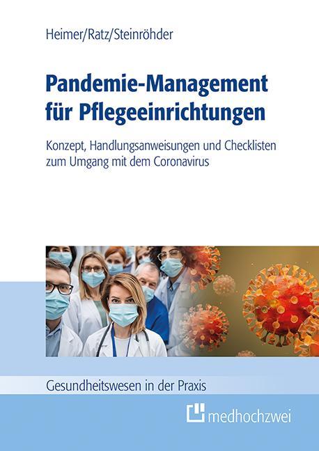 Cover-Bild Pandemie-Management für Pflegeeinrichtungen