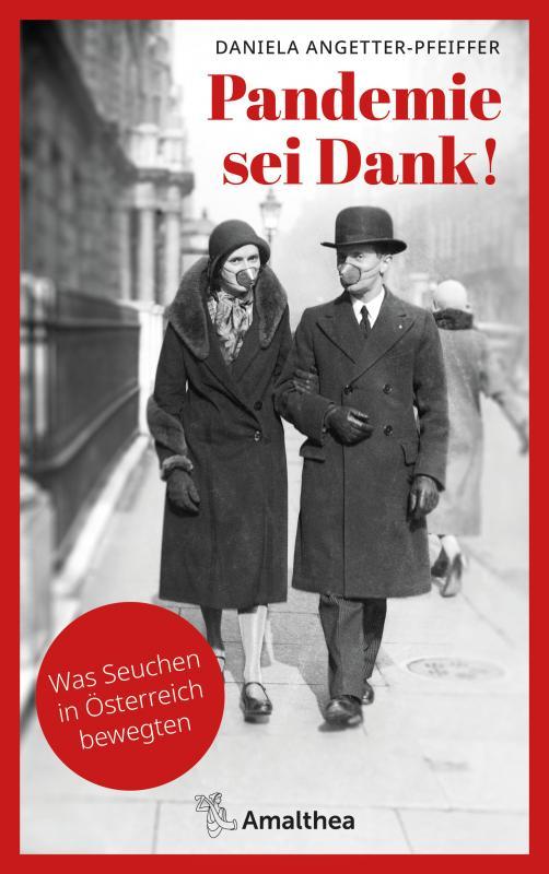 Cover-Bild Pandemie sei Dank!