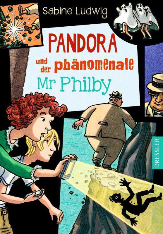 Cover-Bild Pandora und der phänomenale Mr Philby