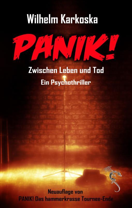 Cover-Bild PANIK! Zwischen Leben und Tod