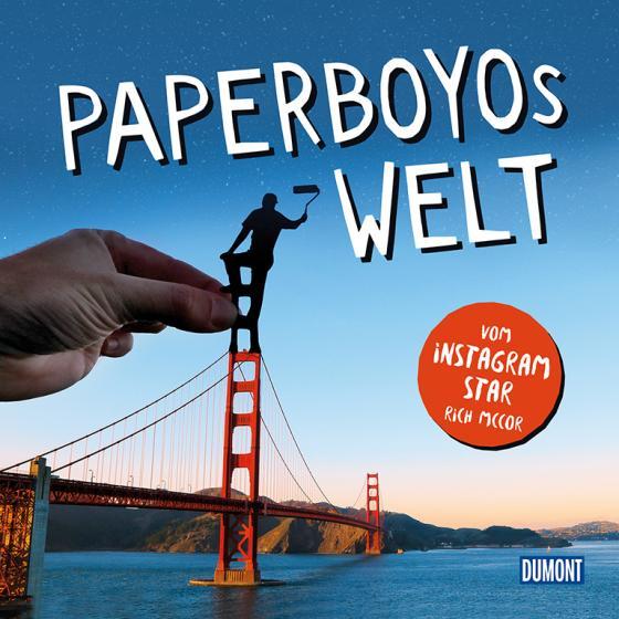 Cover-Bild Paperboyos Welt