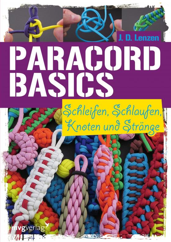 Cover-Bild Paracord-Basic