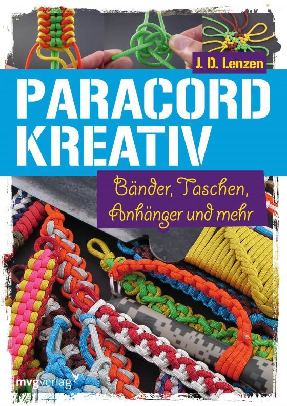 Cover-Bild Paracord kreativ