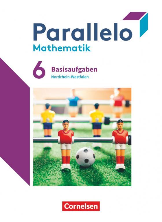 Cover-Bild Parallelo - Nordrhein-Westfalen - 6. Schuljahr