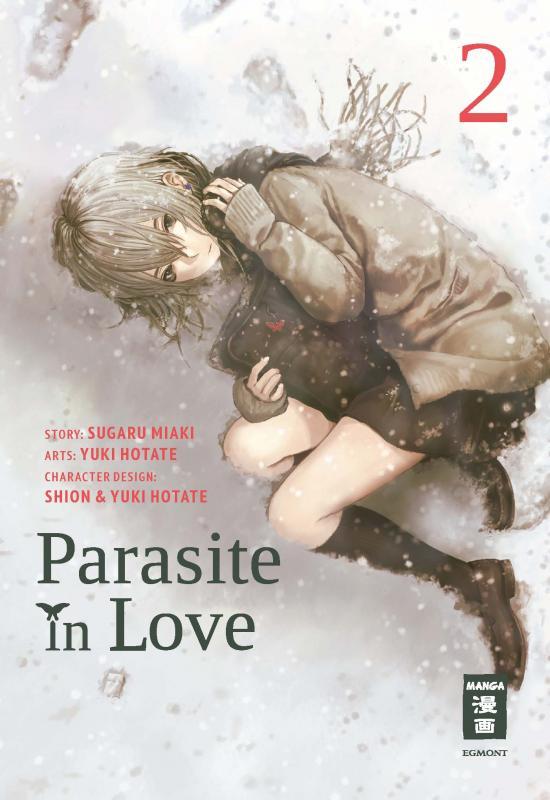 Cover-Bild Parasite in Love 02
