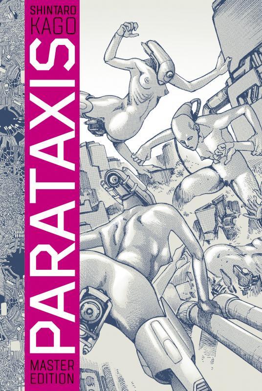 Cover-Bild Parataxis