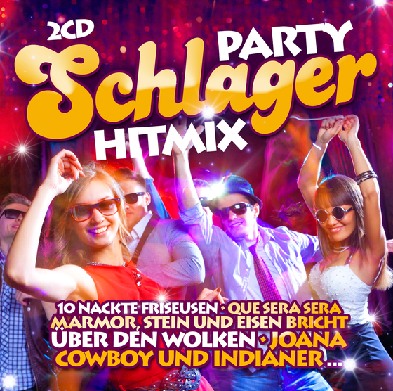 Cover-Bild Party Schlager Hitmix