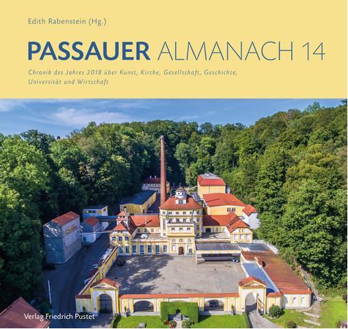 Cover-Bild Passauer Almanach 14