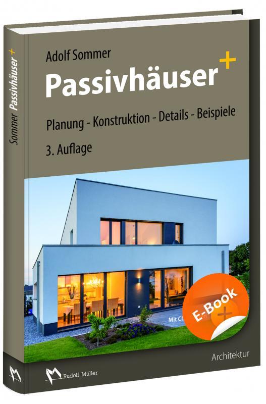 Cover-Bild Passivhäuser+ - E-Book (PDF)
