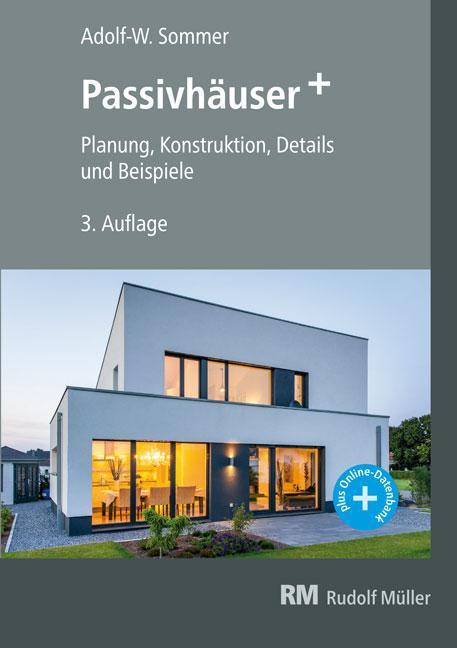 Cover-Bild Passivhäuser+