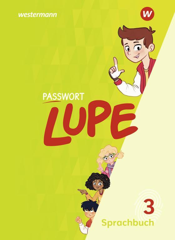 Cover-Bild PASSWORT LUPE / PASSWORT LUPE - Sprachbuch