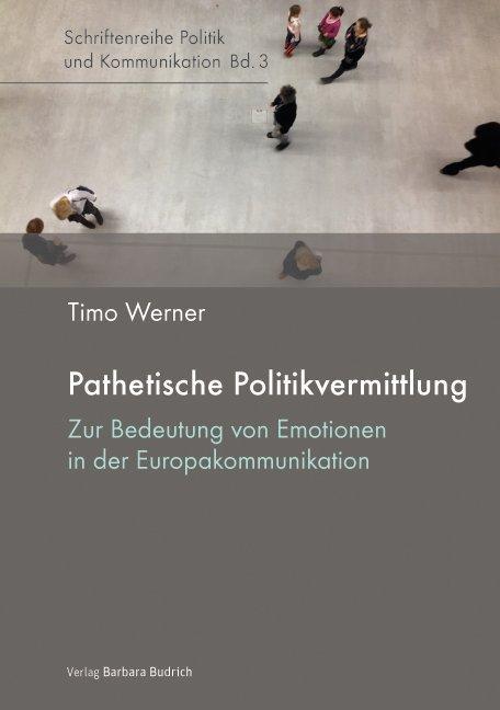 Cover-Bild Pathetische Politikvermittlung