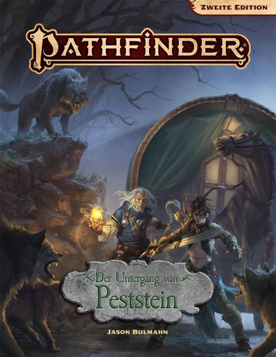 Cover-Bild Pathfinder 2 - Der Untergang von Peststein