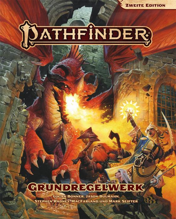 Cover-Bild Pathfinder 2 - Grundregelwerk