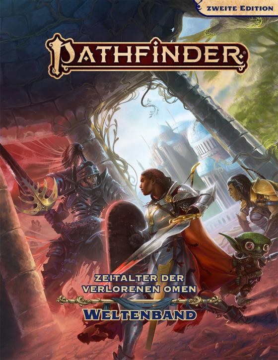 Cover-Bild Pathfinder 2 - Zeitalter der Verlorenen Omen (Weltenband)