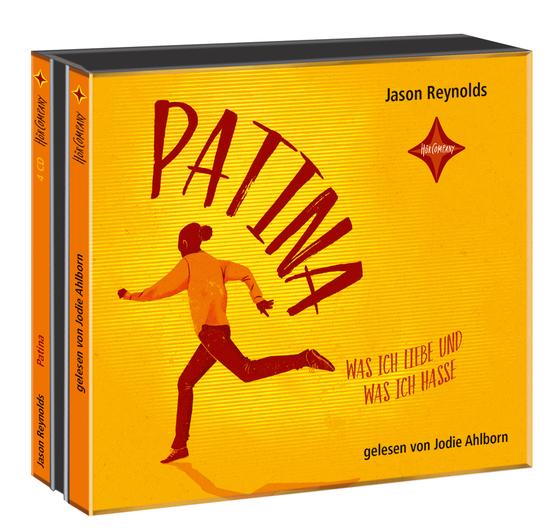 Cover-Bild Patina - Was ich liebe und was ich hasse