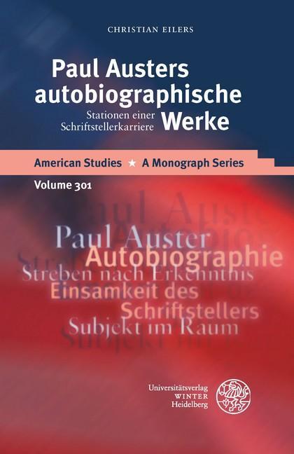 Cover-Bild Paul Austers autobiographische Werke