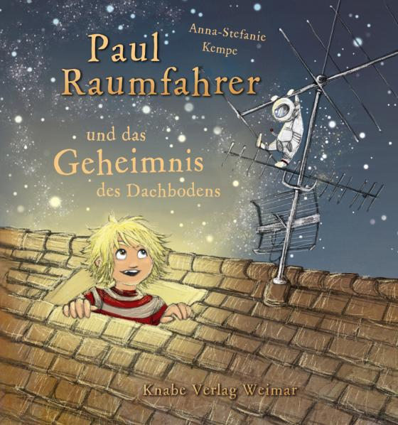 Cover-Bild Paul Raumfahrer