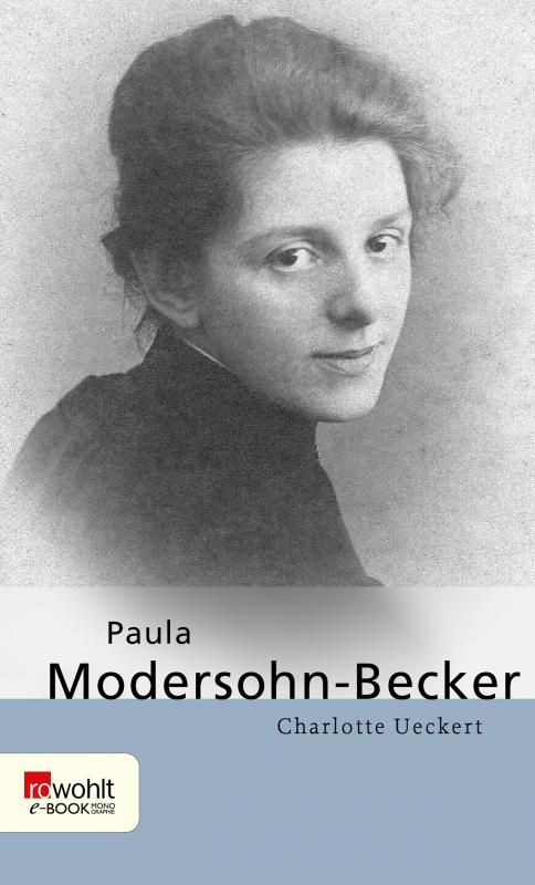 Cover-Bild Paula Modersohn-Becker
