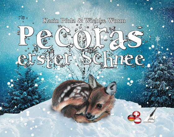 Cover-Bild Pecoras erster Schnee – Pecoras first snow