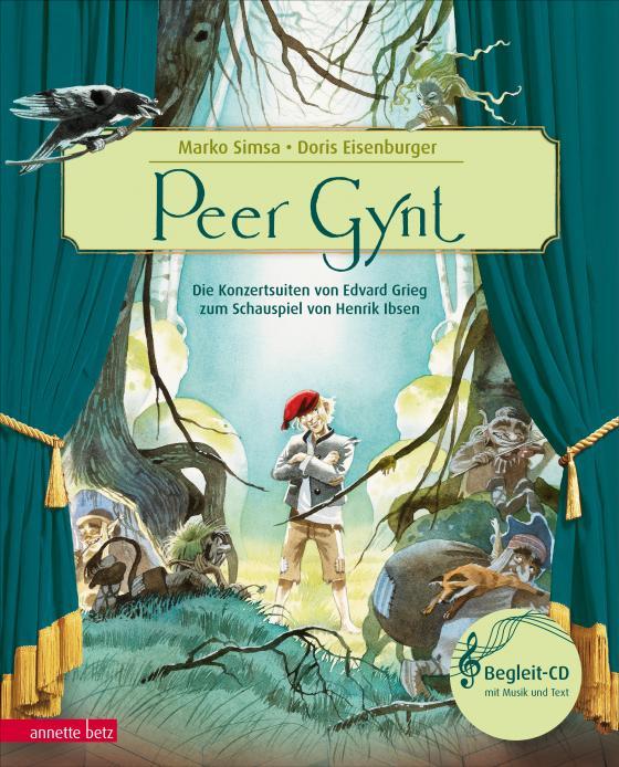 Cover-Bild Peer Gynt