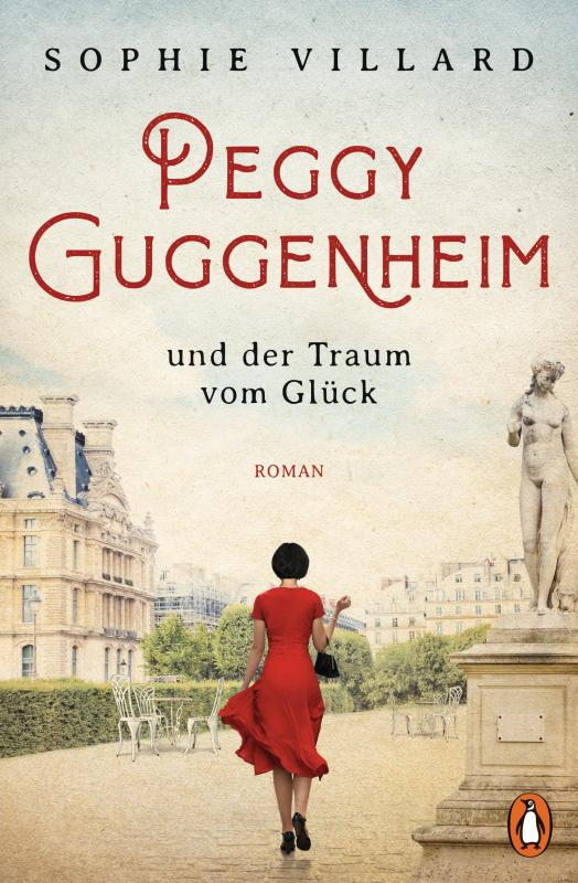 Cover-Bild Peggy Guggenheim und der Traum vom Glück