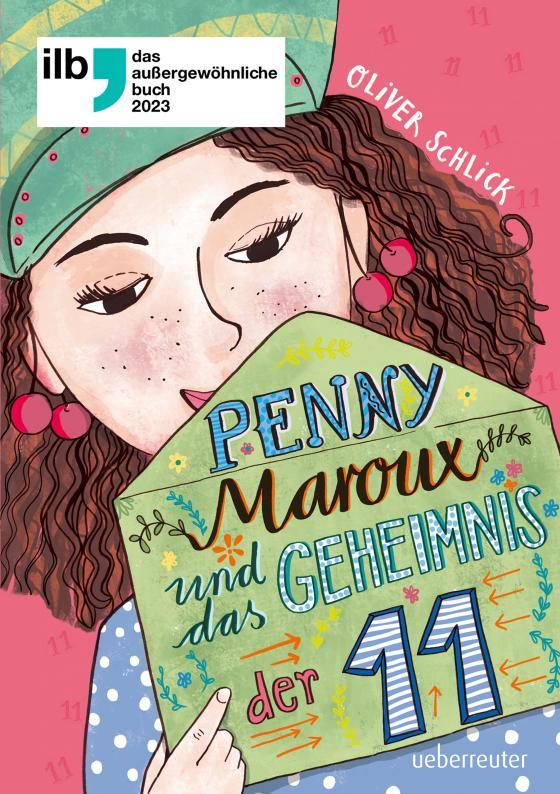 Cover-Bild Penny Maroux und das Geheimnis der 11