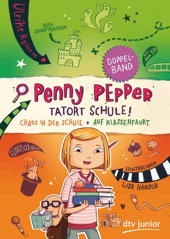 Cover-Bild Penny Pepper - Tatort Schule