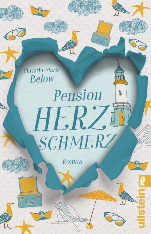 Cover-Bild Pension Herzschmerz