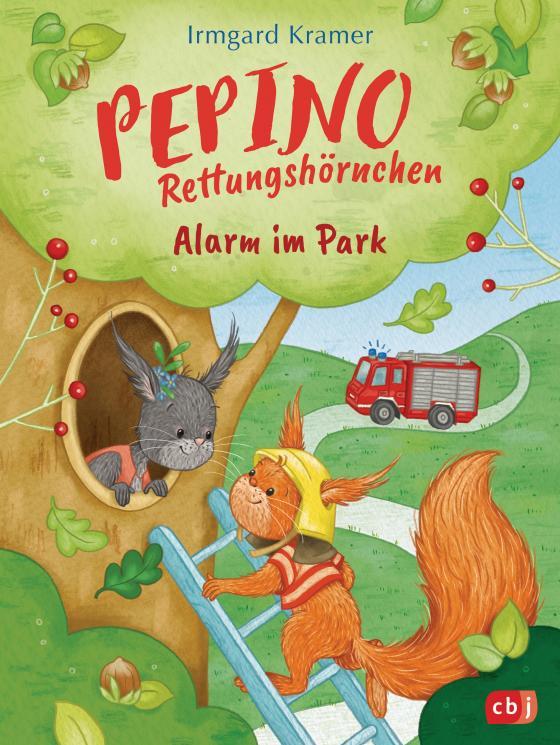 Cover-Bild Pepino Rettungshörnchen - Alarm im Park