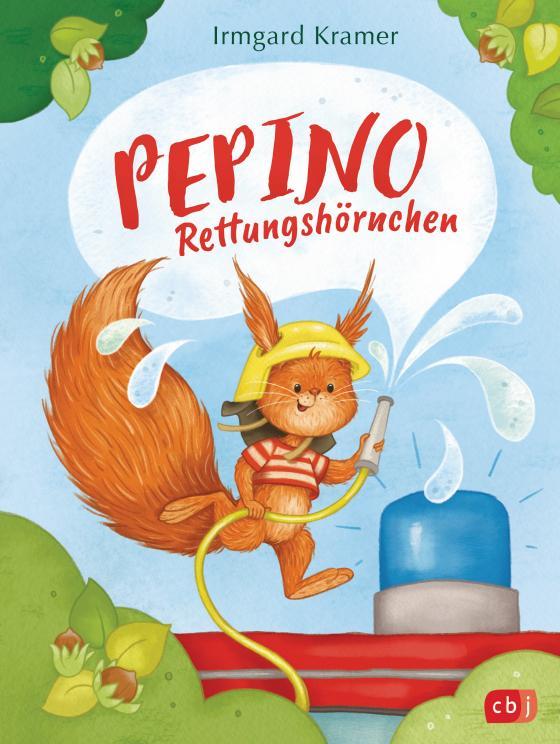Cover-Bild Pepino Rettungshörnchen