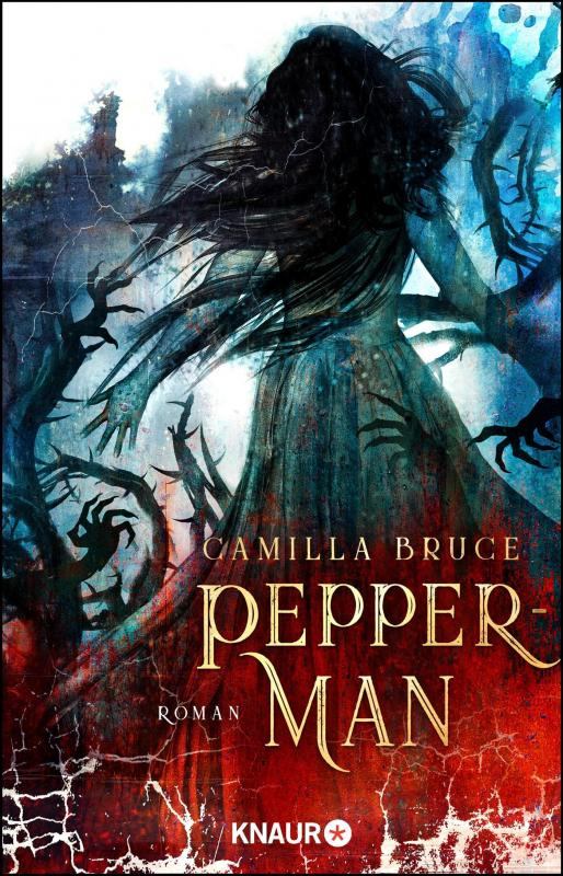 Cover-Bild Pepper-Man