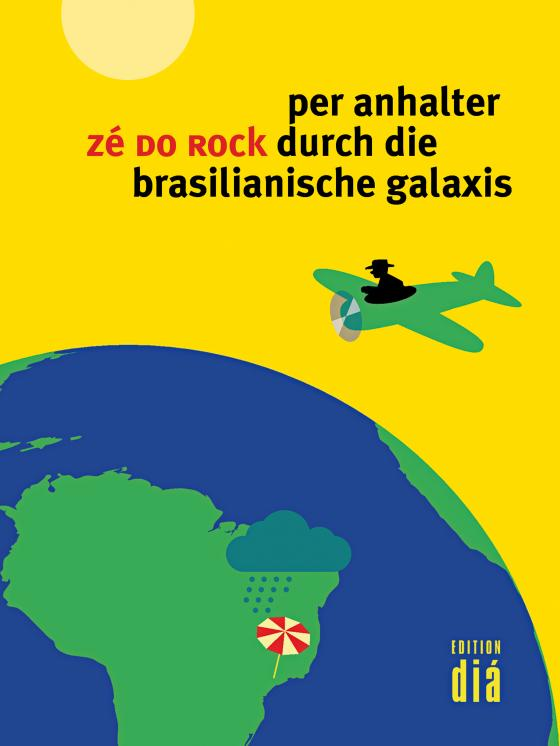 Cover-Bild per anhalter durch die brasilianische galaxis