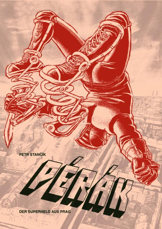 Cover-Bild Pérák